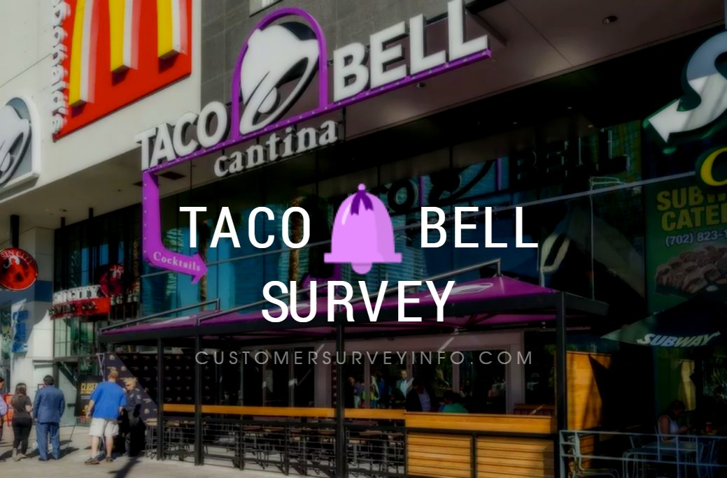 Taco Bell Survey @ www.tellthebell.com – Win $500 Tell The Bell Survey