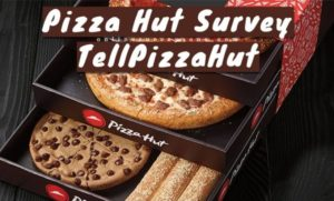 pizza hut survey guide