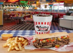 Portillos Survey rewards