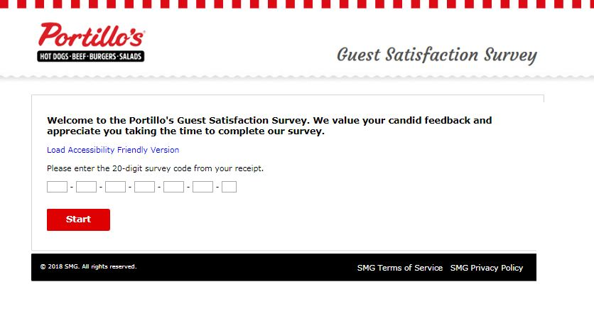 Portillos Survey