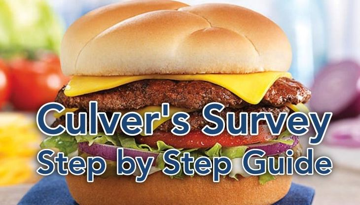 culvers survey guest feedback