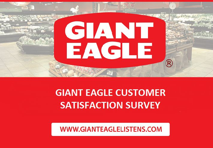 giant eagle survey feedback