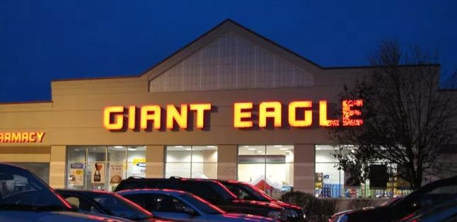 giant eagle survey guide