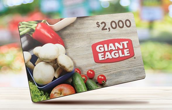 giant eagle survey rewards