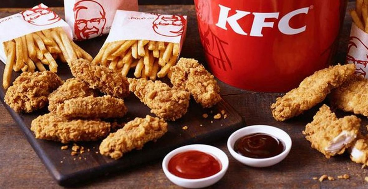 kfc experience survey requirementss