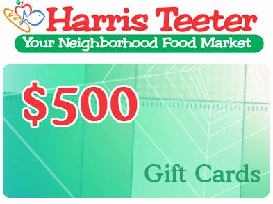 harris teeter survey prize