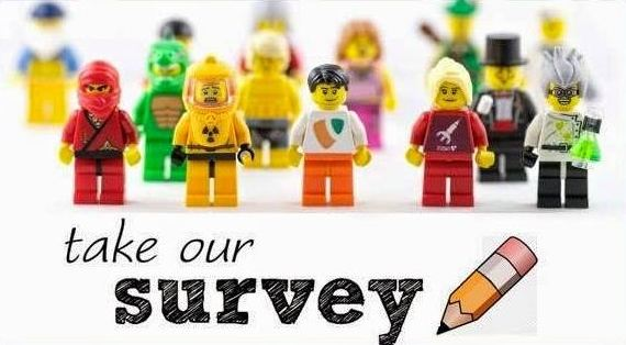 lego survey guide