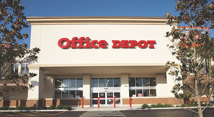 office depot survey rules