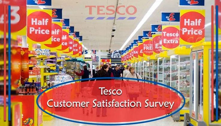 tesco survey