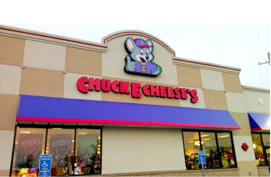 chuck e cheese feedback survey