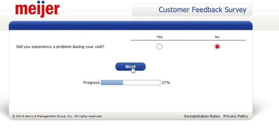 meijer survey
