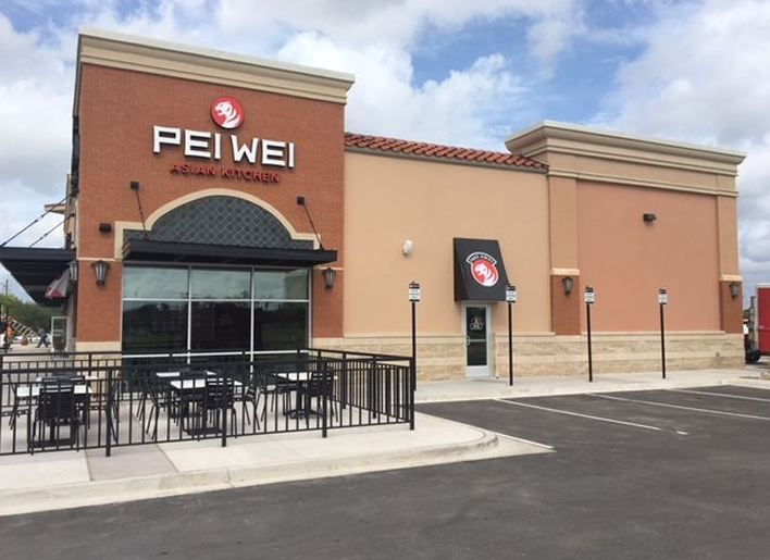 pei wei survey