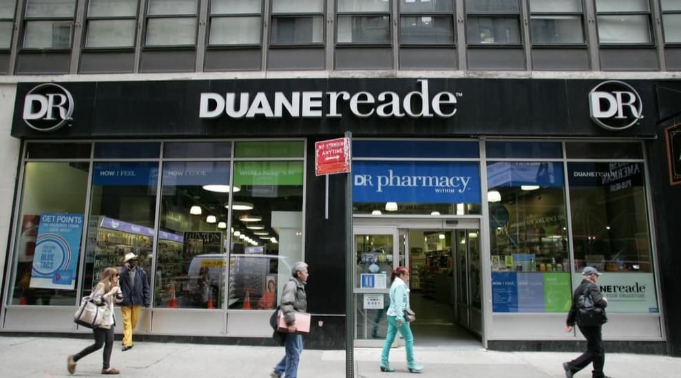 Duane Reade Survey